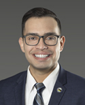 Photo of Mayor Yxstian A. Gutierrez