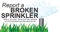 Report a Broken Sprinkler Form